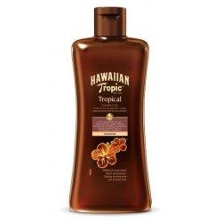 Hawaiian Tropic Huile de Bronzage Sans Protection Coconut 200 ml