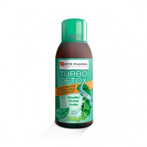 Forte Pharma Turbo Detox au Chou Kale 500 ml pas cher, discount