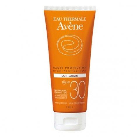 Avène Solaire Lait Solaire Haute Protection SPF30 Peaux Sensibles 100 ml pas cher, discount