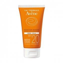 Avène Solaire SPF20 Crème Peaux Sensibles Sèches 50 ml pas cher, discount