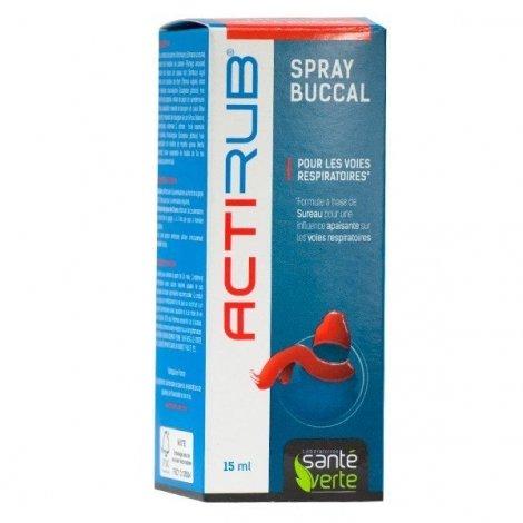 Santé Verte Acti'rub Spray Buccal 15ml pas cher, discount