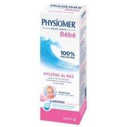 Physiomer Bébé Hygiène du Nez Nourrissons Micro-Diffusion 115 ml pas cher, discount
