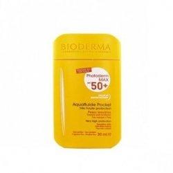 Bioderma Photoderm Max SPF50+ Aquafluide Pocket 30 ml pas cher, discount
