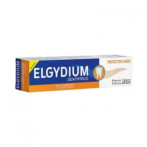 Elgydium Dentifrice Protection Caries 75 ml pas cher, discount