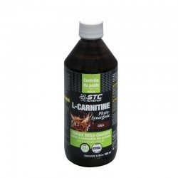 STC Nutrition L-Carnitine Phyto-synergisée Cola 500ml