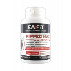 Eafit Ripped Max Ultimate Combustion des Graisses x120 comprimés