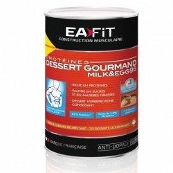 Eafit Dessert Gourmand Milk&Egg 95 450 grammes pas cher, discount