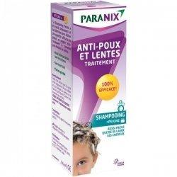 Paranix Anti-poux & Lentes Traitement Shampooing 200ml + Peigne pas cher, discount