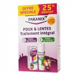 Paranix Anti-poux & Lentes Traitement Intégral 25% Gratuit