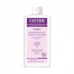 Cattier Gynea Soin Douceur Toilette Intime Sans Savon 500ml