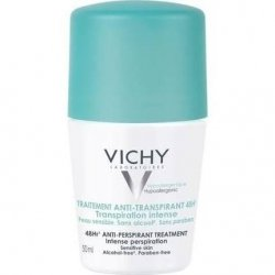 Vichy Déodorant Anti-Transpirant Transpiration Intense 48H Roll on 50ml