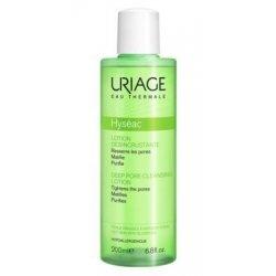 Uriage Hyseac Lotion Desincrustante Peaux Grasses Pores Obstrués 200 ml pas cher, discount