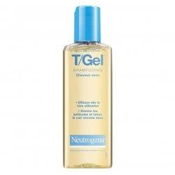 Neutrogena T/Gel Shampooing Antipelliculaire Cheveux Secs 250ml