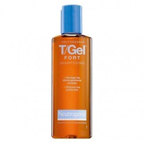 Neutrogena T/Gel Shampooing Antipelliculaire Fort Démangeaisons Sévères 250ml pas cher, discount