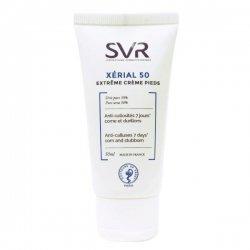 SVR Xérial 50 Crème Pieds Callosité et Durillons 50 ml