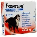 Frontline Spot-on Chiens 2 à 10 Kg x 6 Pipettes 0,67 ml