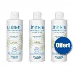 Mustela Liniment Dermo-Protecteur 2 Achetés 1 Offert 3x400 ml