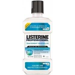 Listerine Professionnel Traitement Sensibilité 500ml pas cher, discount