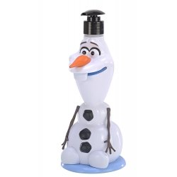 Frozen Figurine 3D Olaf Gel Douche + Shampooing 400 ml pas cher, discount