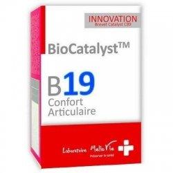 Biocatalyst B19 Confort Articulaire 60 gélules