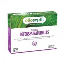 Olioseptil Défenses Naturelles 30Gelules