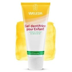 Weleda Gel Dentifrice pour Enfant 50ml