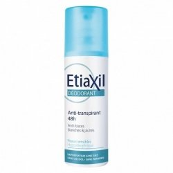 Etiaxil Deodorant Anti-transpirant 48h Anti Traces 100 Ml