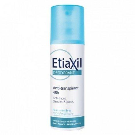 Etiaxil Deodorant Anti-transpirant 48h Anti Traces 100 Ml pas cher, discount