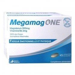 MegamagOne Fatigue émotionnelle et physique 45 comprimés