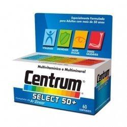 Centrum Select 50+ Complément Alimentaire Nutrition 60 comprimés