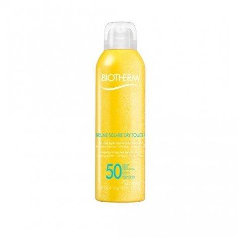 Biotherm Brume Solaire Hydratante Toucher Sec SPF 50 200 ml pas cher, discount