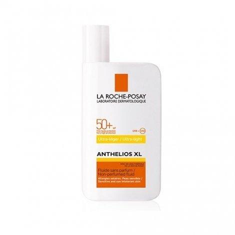 La Roche-Posay Anthelios Fluide Solaire Spf 50+ Xl Très Haute Protection  sans parfum 50 Ml pas cher, discount