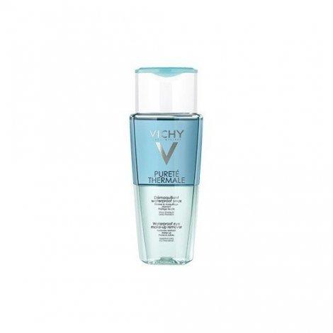 Vichy Pureté Thermale Démaquillant Waterproof Yeux Sensibles 150 ml pas cher, discount
