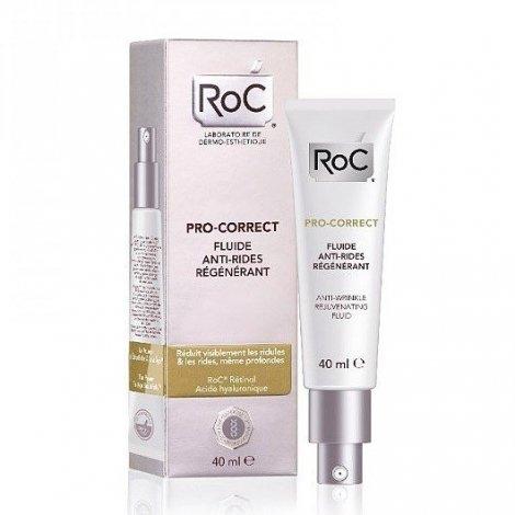 Roc Pro Correct Fluide Anti Rides 40ml pas cher, discount