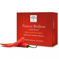 New Nordic Piment Brûleur 120 Comprimés