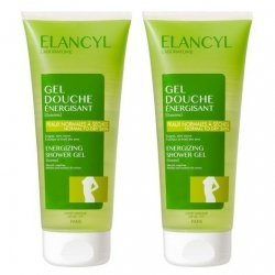 Elancyl Gel Douche Energisant Lot de 2x200 ml