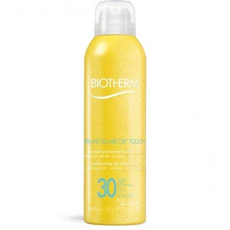 Biotherm Brume Solaire Hydratante Toucher Sec SPF 30 200 ml pas cher, discount
