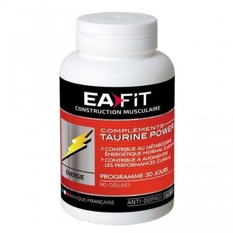 Eafit Taurine Power Energie x 90 gélules pas cher, discount