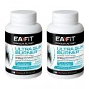 Eafit Duo Ultra Slim Burner Quadruple Action Minceur 120 Gélules x2