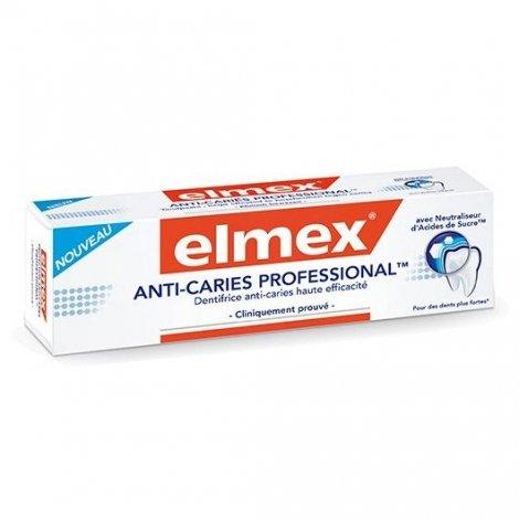 Elmex Anti-caries Professional 75ml pas cher, discount