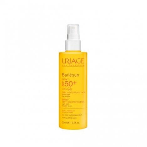 Uriage Bariesun Lait Spray SPF 50+  200 ml pas cher, discount