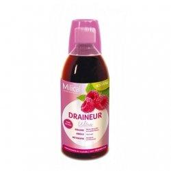 Milical Draineur Minceur Ultra Gout Framboise 500 ml