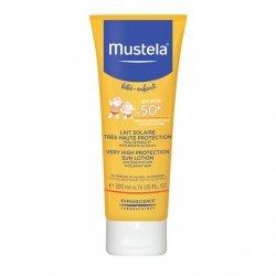 Mustela Solaire Enfant Lait SPF50+ 200ml pas cher, discount