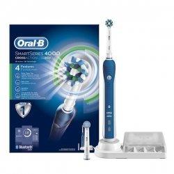 Oral-B SmartSeries 4000 Brosse à Dents Electrique Cross Action pas cher, discount