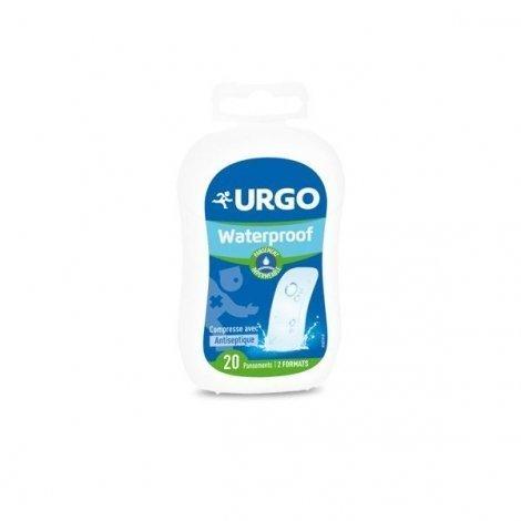 Urgo Pansements Waterproof 20 Pansements 2 formats pas cher, discount