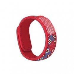 Para'Kito Bracelet Anti-Moustiques Maya Répulsif Naturel + 2 Plaquettes