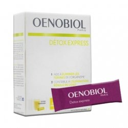 Oenobiol Détox Express x 10 Sticks