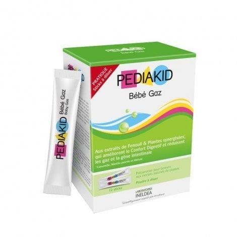 Pediakid Bébé Gaz x12 Sticks pas cher, discount