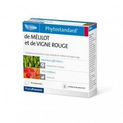 Pileje Phytostandard Mélilot Vigne Rouge 30 Comprimés pas cher, discount