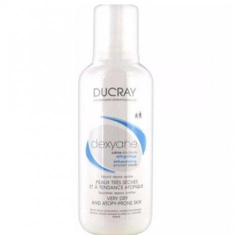 Ducray Dexyane Crème Emolliente Anti-Grattage 400ml pas cher, discount